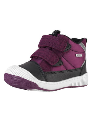 Ботинки бордовые | 5331175