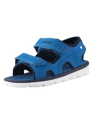 Сандалии синие | 5331207