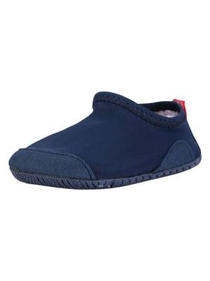 Тапочки синие | 5331216