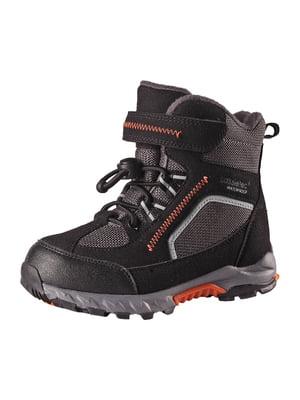 Ботинки черные | 5331220