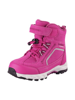 Ботинки цвета фуксии | 5331223