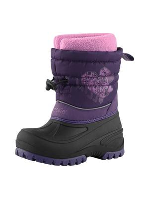 Чоботи фіолетові | 5331224