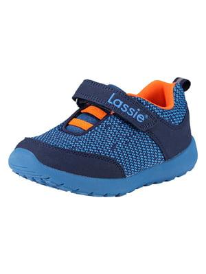 Кроссовки синие | 5331243