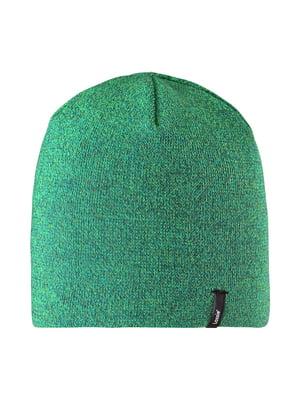 Шапка зеленая | 5331326