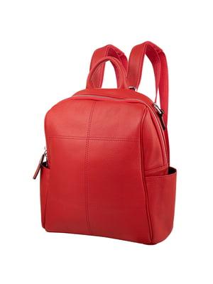Рюкзак червоний | 5337360