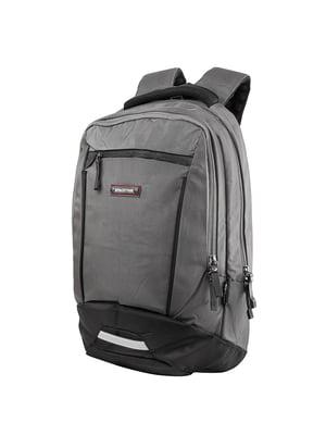 Рюкзак сірий   5337369