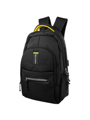 Рюкзак чорний | 5337374