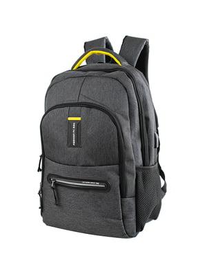 Рюкзак сірий | 5337375
