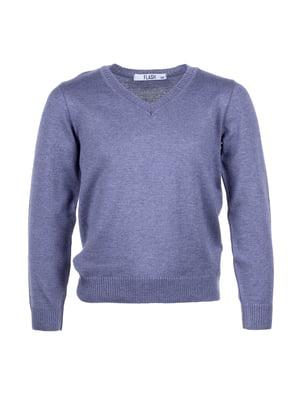 Пуловер серый | 5327911