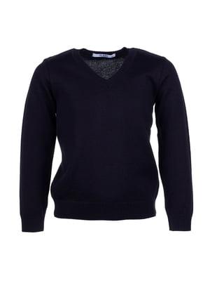Пуловер черный | 5327912