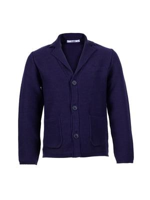 Піджак синій | 5327926