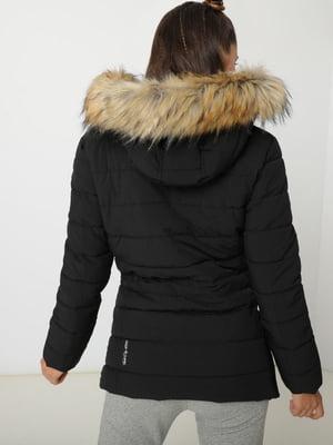 Куртка чорна | 5337585