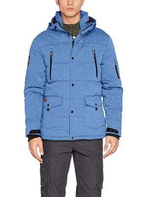 Куртка голубая | 5337589