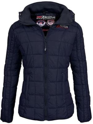 Куртка темно-синяя | 5337603