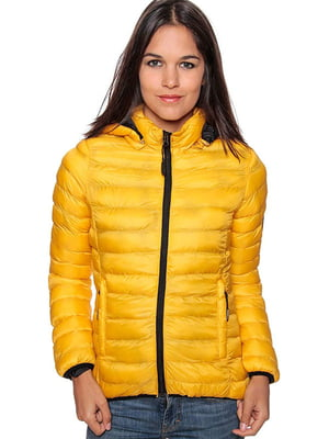 Куртка желтая | 5337619