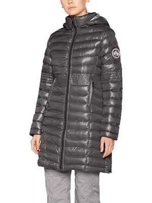 Пальто серое | 5337626