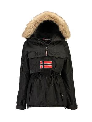 Куртка чорна | 5337635