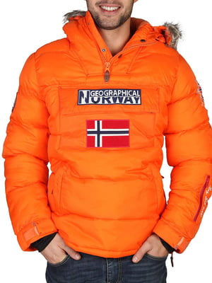 Куртка оранжевая | 5337637