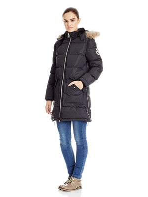 Пальто черное | 5337649