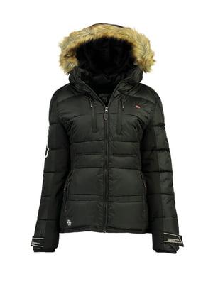 Куртка чорна | 5337658
