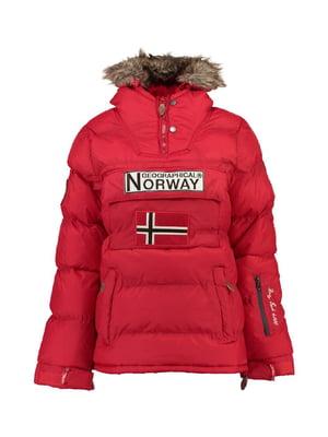 Куртка червона | 5337662