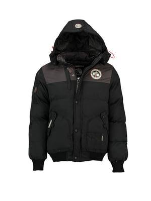 Куртка чорна | 5337663