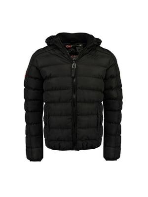 Куртка чорна | 5337664