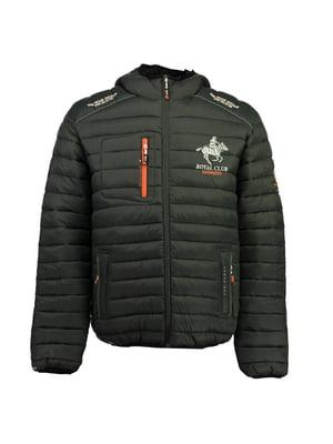 Куртка сіра | 5337666