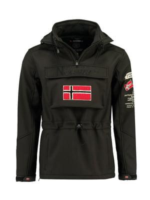 Куртка чорна | 5337667