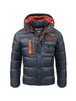 Куртка синя | 5337669