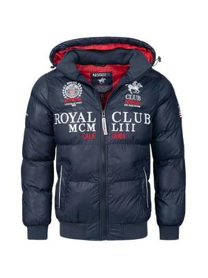 Куртка синя | 5337670