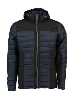 Куртка синя | 5337676