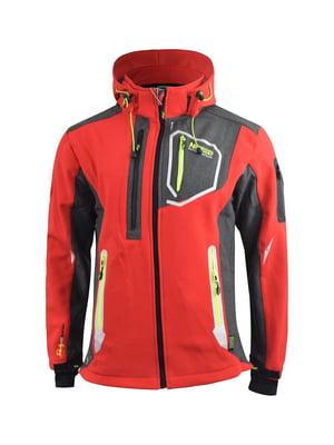 Куртка червона | 5337678