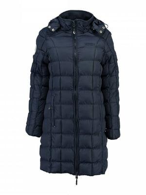 Куртка темно-синя | 5337679