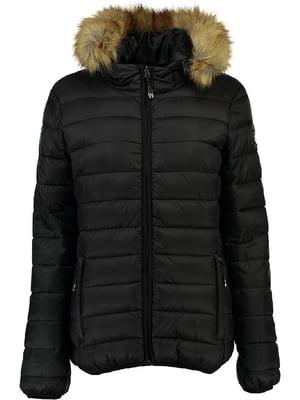 Куртка чорна | 5337684