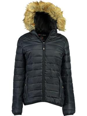 Куртка темно-синя | 5337686