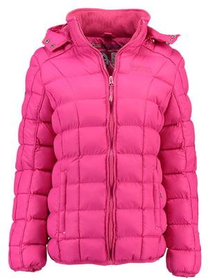 Куртка рожева | 5337687