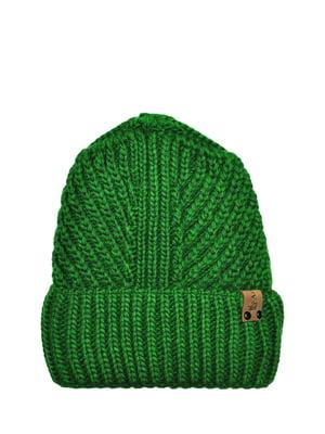 Шапка зелена | 5336916