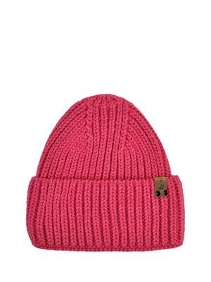 Шапка рожева | 5336932