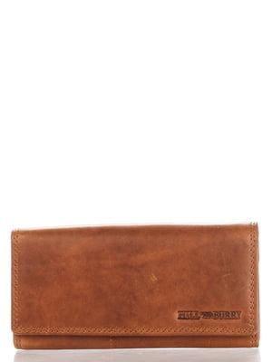 Кошелек коричневый   5303417