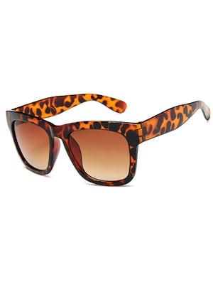Очки солнцезащитные | 5339060