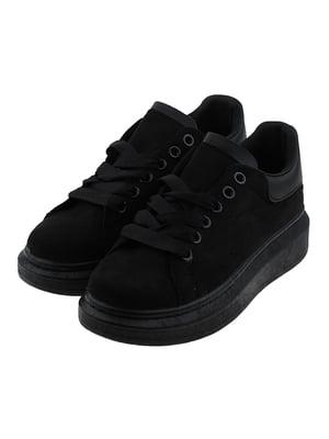 Кроссовки черные   5323529