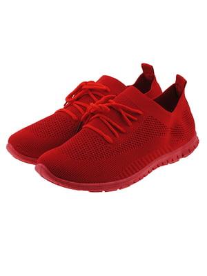 Кросівки червоні | 5328741
