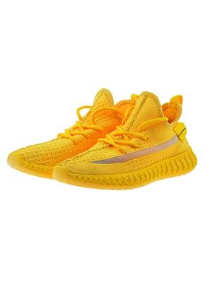 Кроссовки желтые | 5328755