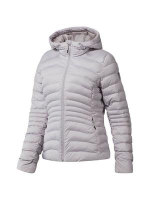 Куртка сіра | 5280797