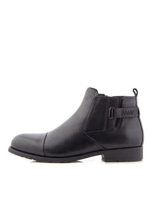 Ботинки черные | 5339863