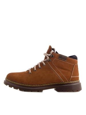 Ботинки коричневые | 5339906