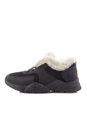 Ботинки черные | 5339919