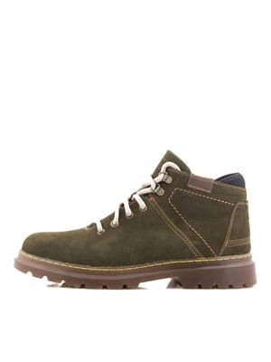 Ботинки зеленые | 5339937