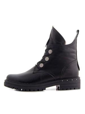 Ботинки черные | 5339946